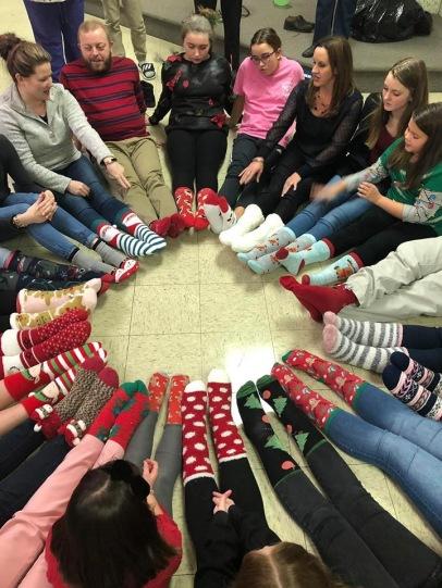 Chrismtmas socks